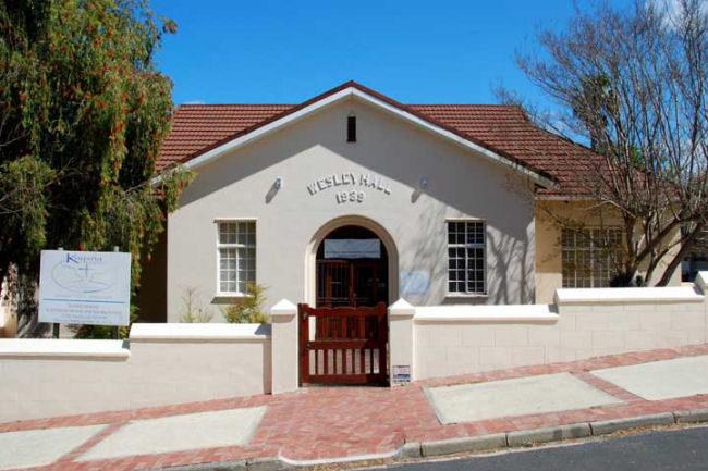 About Knysna Methodist Church