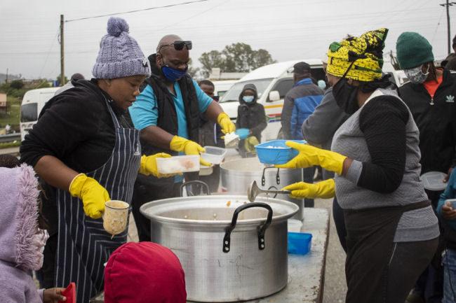 Knysna Methodist Soup Kitchen