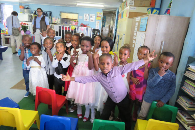 The Rainbow of Hope Early Learning Centre